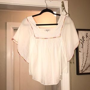 Madewell - blouse